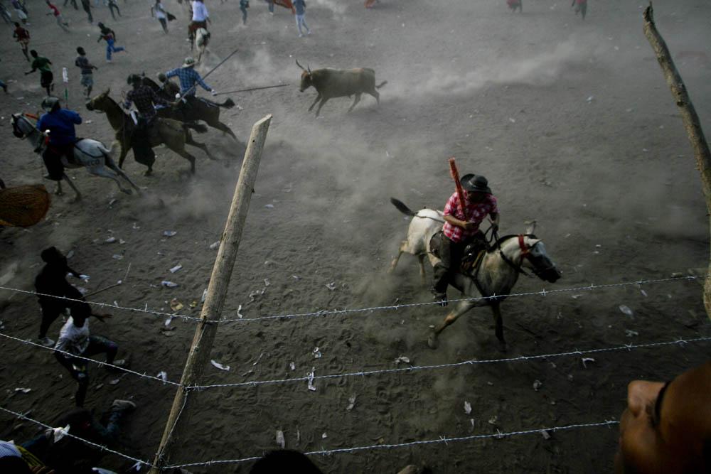 Fiesta en Corraleja